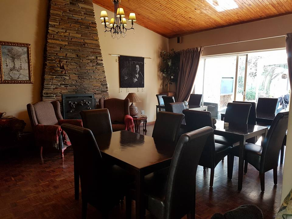 What you can expect, when you stay at a B&B - Dining room at 40 on Ilkey B&B
